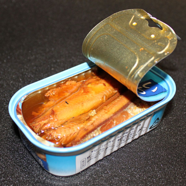 best canned sardine fish in vegetable oil
