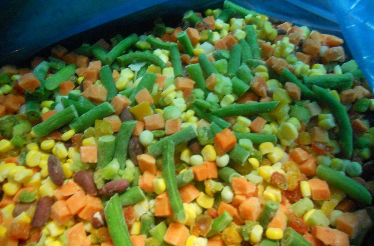 Mexican Mixed Vegetables